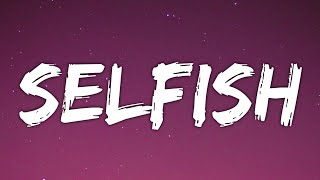 Download Stephanie Poetri - Selfish (Lyrics)