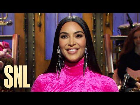 Kim Kardashian West Monologue - SNL