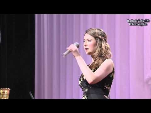 Hayley Westenra - West Side Story-Somewhere-High quality