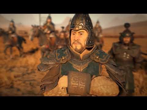 REALLY COOL NEW TOTAL WAR : THREE KINGDOM  