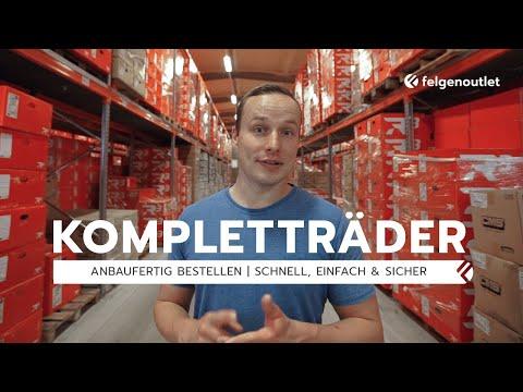 Schnell. Einfach. Sicher. | Anbaufertige Kompletträder bei felgenoutlet.de