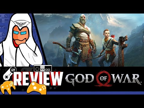 Reseña: God of War (2018) - Play Station 4