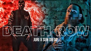JURI X SUN DIEGO - Death Row [Official Video] (prod. by Digital Drama)
