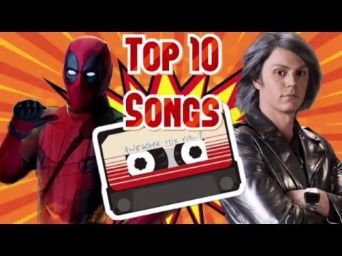 The Best Songs in Marvel Movies ✔