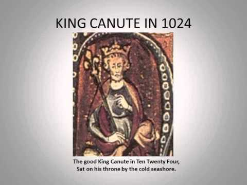 King Canute 1024