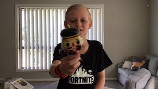 AJ Opens - Fortnite Pop Vinyl Figures (Rex, Crackshot + more)
