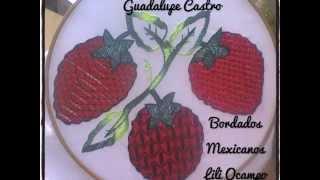 bordado fantasia proyecto xxxi junio dia del padre lily ocampo bordados mexicanos