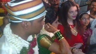 Aishwarya Rai Bachchan Attends Her Bodyguard