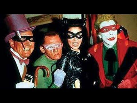 Top 10 1966 Batman Villains