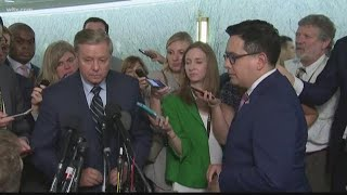Sen. Graham questions credibility of accuser