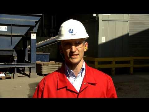 Rundgang Hydro Aluminium Recycling Deutschland GmbH