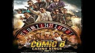 Gambar cover Comic 8   Judi Ost  Comic 8 Casino Kings