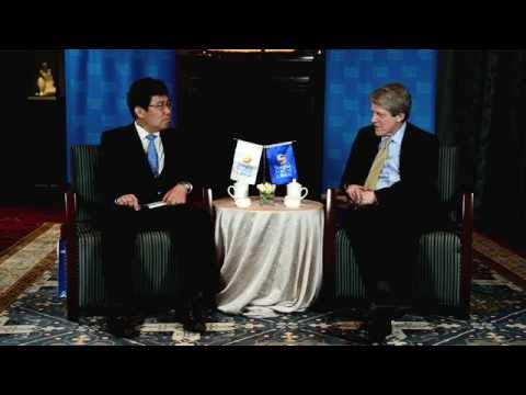 [2014 Shanghai Forum] KFAS Interview : Robert Shiller