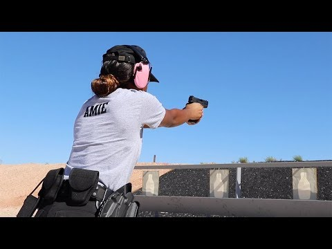 Academy 83 Nevada DPS Range Day