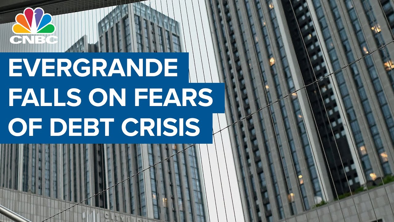 Download More fears remain over Chinese economy following Evergrande collapse