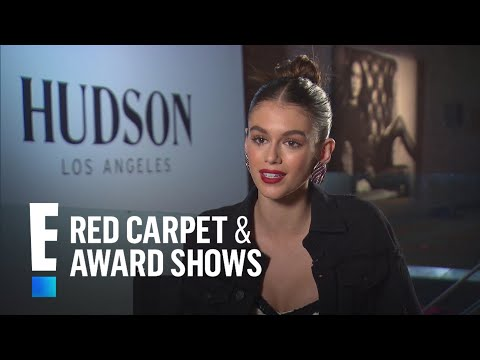 Kaia Gerber on Cindy Crawford & Kendall Jenner's Advice  E! Live from the Red Carpet