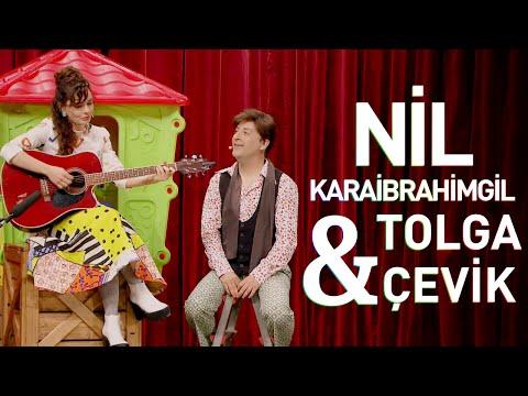 Nil Karaibrahimgil & Tolga Çevik'ten Müthiş Düet