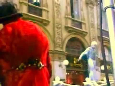 Mikalai Liubezny and Cirque Du Soleil,Alegria 2006 Milan ,Italia