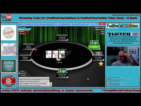 PositivePokerInsiders - Weigh in on Full Flush Poker During Games Today