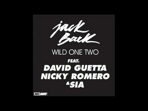 Jack Back Feat. David Guetta, Nicky Romero & Sia - Wild One Two (Disfunktion Remix)