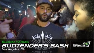 Bloom Farms Budtender's Bash LA | Sept 2016