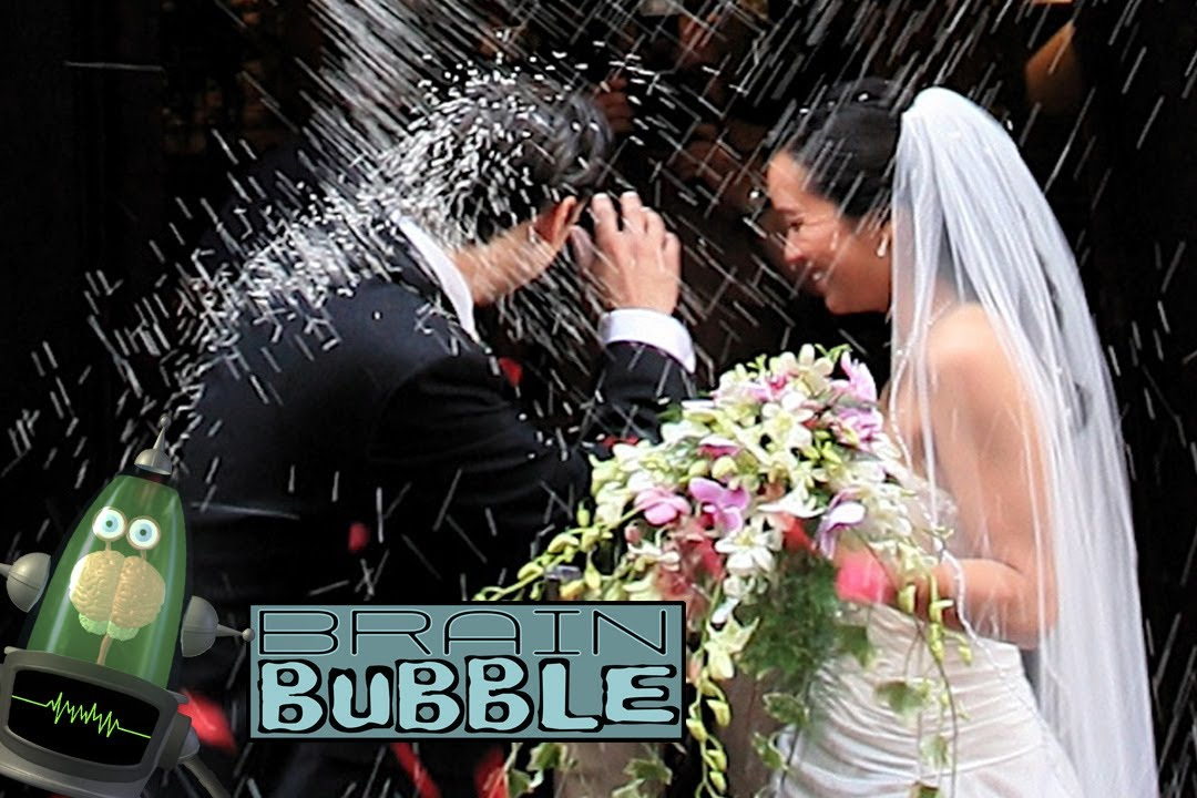 Why Do We Throw Rice At Weddings? [Curious Customs]
