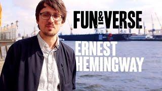 FUN & VERSE #3 mit Fabian Navarro – Ernest Hemingway