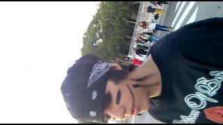 ''Andy Sixx'' En el puerto de málaga.