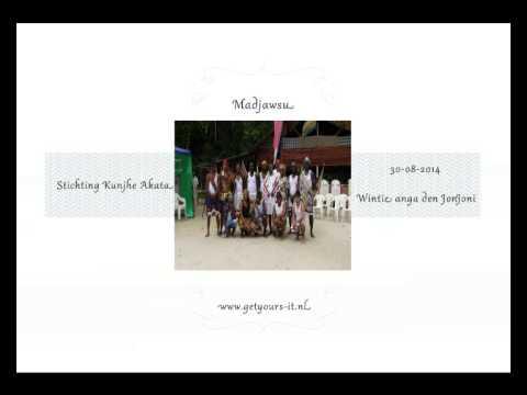Madjawsu 30-08-2014 Winti anga den jongwan