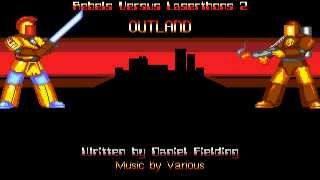 ATARI ST Rebels vs  Laserthons 2   Outland 1996Fielding, DanielPD
