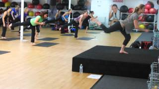 LUCILLE ROBERTS  FITNESS SUMMIT LONG ISLAND