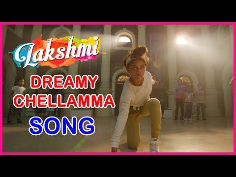 Dreamy Chellamma Video Song   Lakshmi   Ditya Bhande   Saindhavi   Sam CS   Tamil Songs 2018
