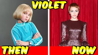 Charlie and the Chocolate Factory  Then And Now