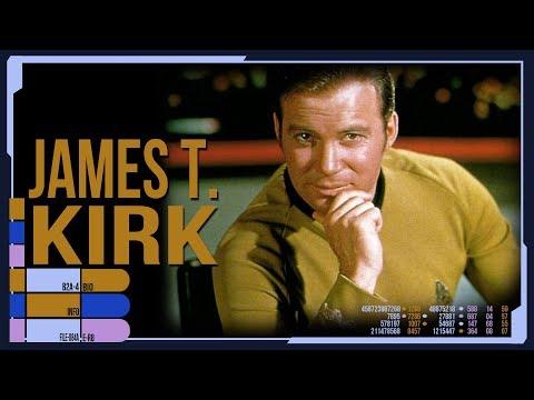 James T Kirk: Personnel File