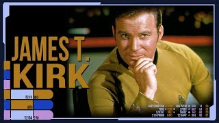 James T Kirk: Personnel File