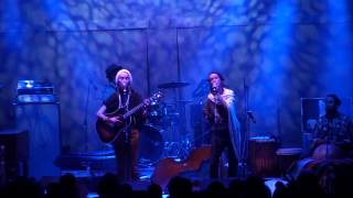 Rising Appalachia - full set YarmonyGrass 8-15-14 Rancho Del Rio, CO SBD HD tripod