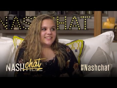 NASHVILLE on CMT | NashChat feat. Maisy Stella and Cameron Scoggins | Episode 10