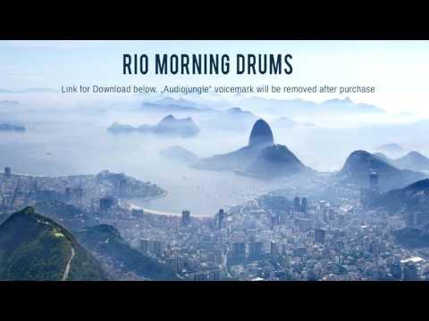 Brazilian Percussion Drums | Royalty Free Music | GEMA frei