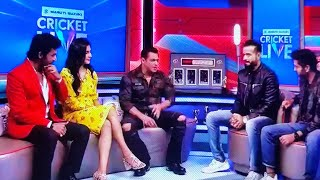 Salman Khan and Katrina Kaif on ViVo ipl 2019 final part 3|Salmankhan|KatrinaKaif|ipl2019|iplfinal