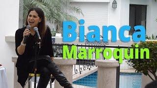 Bianca Marroquín El Mundo Era Mio San Jorge School