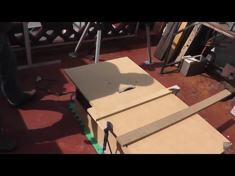 Como hacer una sierra de mesa youtube for Sierra de mesa milanuncios