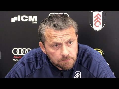 Slavisa Jokanovic Full Pre-Match Press Conference - Fulham v Watford - Premier League