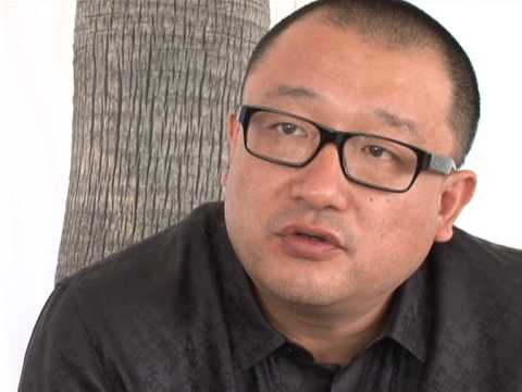 Cannes interview: Wang Xiaoshuai/'Chongqing Blues'