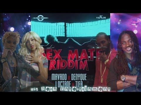 Sex Mate Riddim Mix(Dr. Bean Soundz)[Feb 2014 Marcus Records]