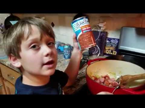 How long do canned red kidney beans take to cook