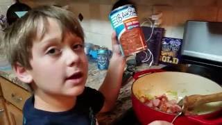 Red Beans - How to cook Red beans!!