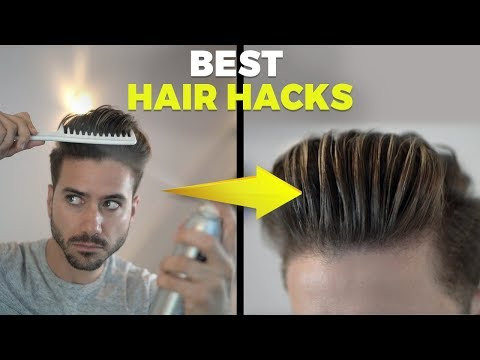 Best Men's Hair Hacks for AMAZING Hairstyles | Alex Costa