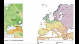 Euroopan pinnanmuodot