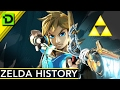 The History of The Legend of Zelda - From the Beginning to Breath of the Wild