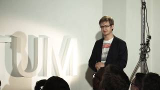 Robots with muscles: inspired by nature | Rafael Hostettler | TEDxTUM
